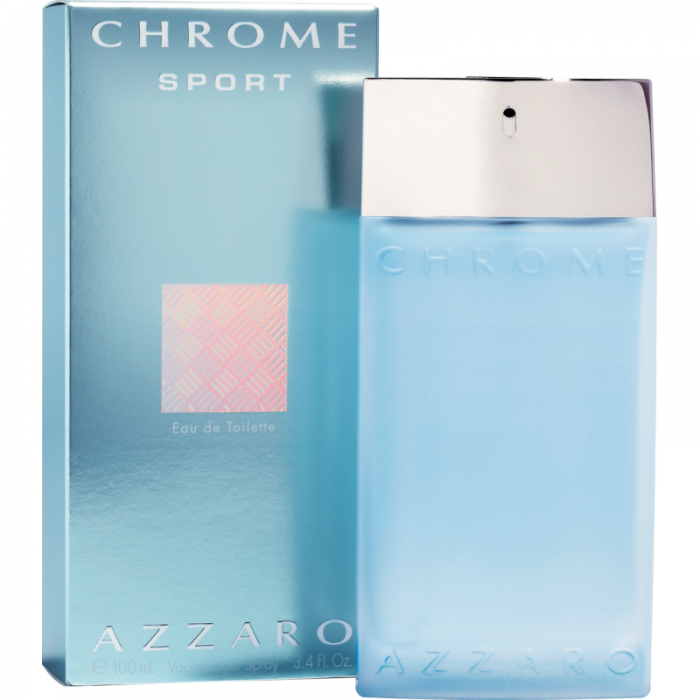 Azzaro Chrome Sport Цена за Eau de Toilette мъже EDT 100ml