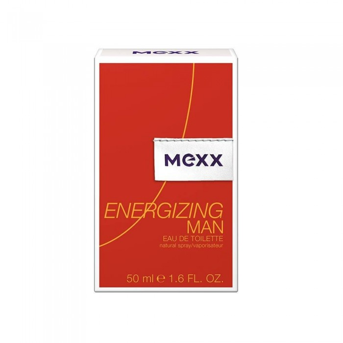Mexx Energizing Man Цена за Eau de Toilette мъже EDT 50ml